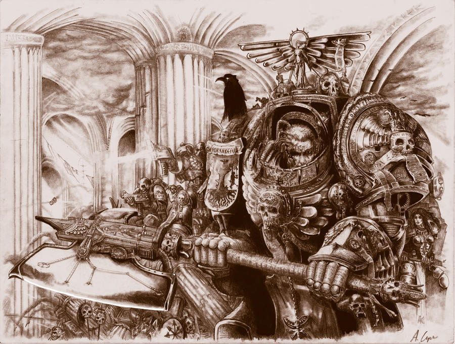 Alexander the Grey V2 by Baldemyr