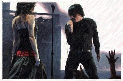Gerard Way and 'Helena' by rinoa2530