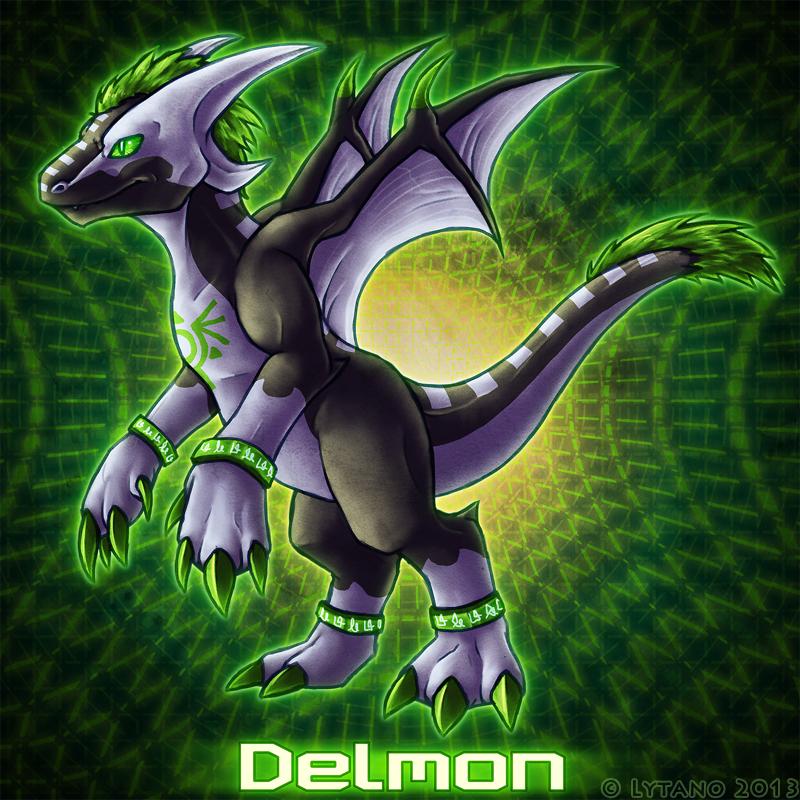 Rookie: Delmon By Deltheor On DeviantArt