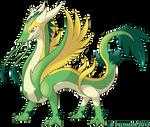 Dragon-Type Serperior