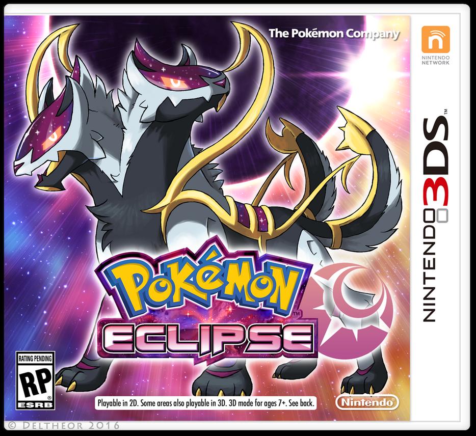 Pokemon Eclipse Boxart