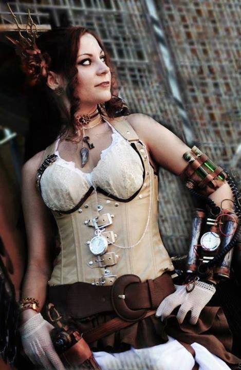 Steamgirl original costume by paolamaugeri on deviantart - Steamgirl download ...