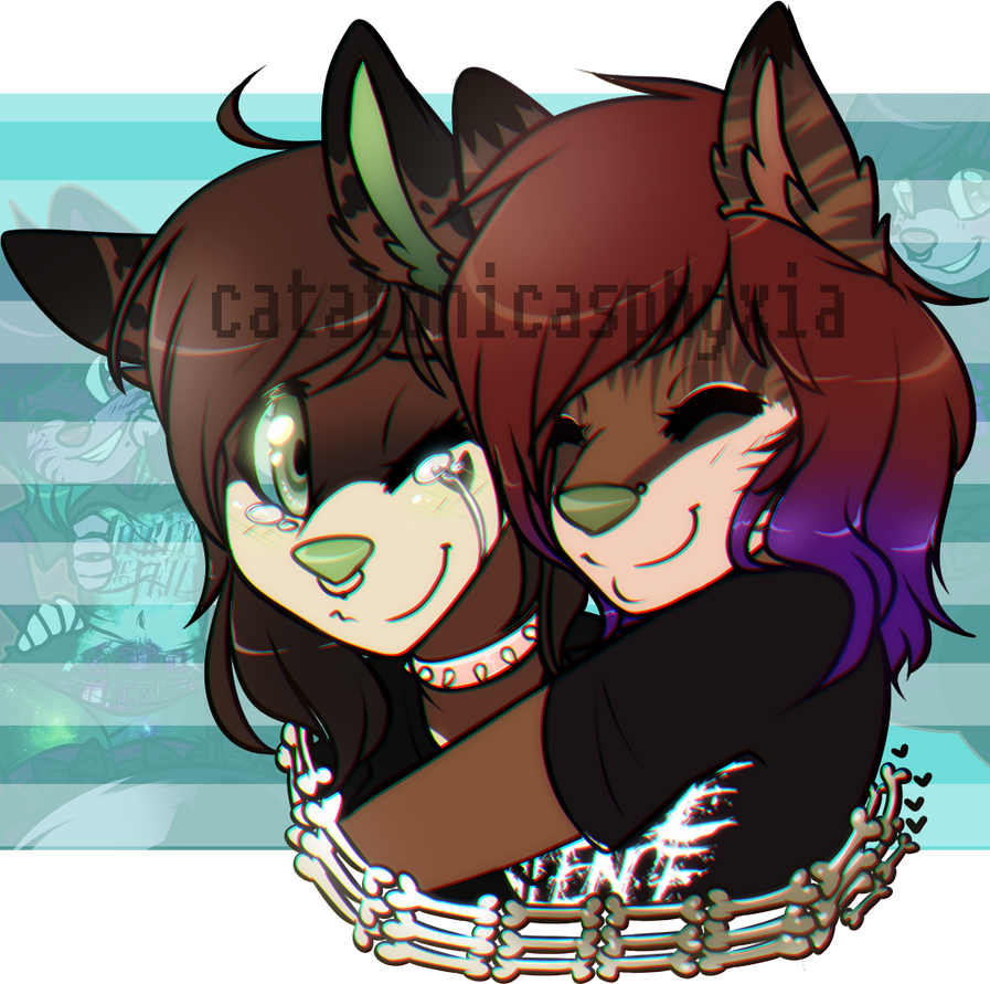 We'll Be The Ones They Hate x by CatatonicAsphyxia