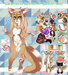 Caramel the FoxWolf::simple REF