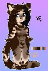 $10 Cat Gorl taken by KIWIKlTTEN