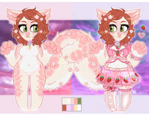 Kitty Chibi ref {outfit #4}