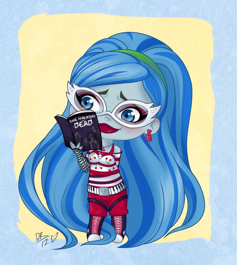 Geek Chic by SisterBelldandy