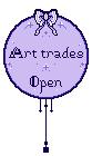 Blue/Purple - ArtTrades open by Hyunchei