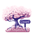 CherryBlossomSet - Requests Closed