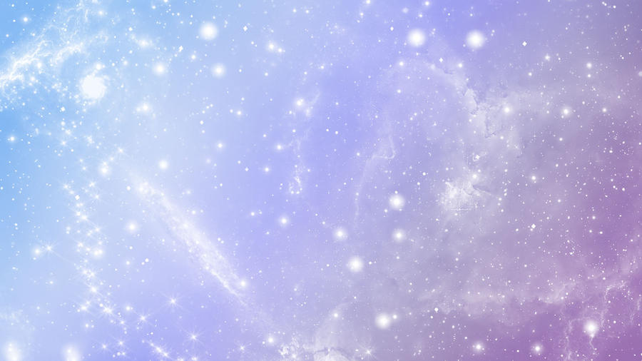Hd Pastel Galaxy Background 1600x900 By Skyofinfinity On