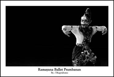 hanoman by dkaprabowo