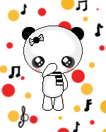 Winter Panda by Psykopath-LolitaDoll