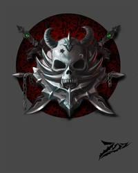 human skeleton icon by ZFanfer