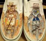 SHOES: Okami Owls