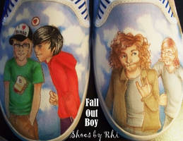SHOES - FOB by yurchan