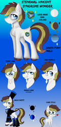 Stendhal Syndrome Ref Sheet 2 By EnderGurl22 by LennyStendhal13