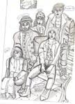 Promo Foribus Mentis saga 3 Sketch