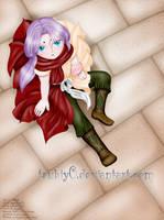 Little Aries no Mu by TSUKIY0