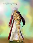 .: Bakura and Meskhenet :.