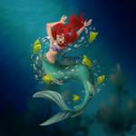 Little Mermaid Fanart