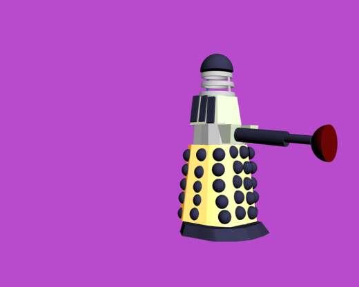 Dalek 2 by safirediaz