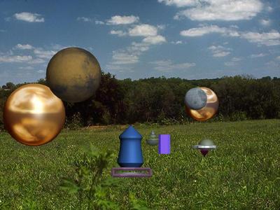 Elements of Spheres by safirediaz