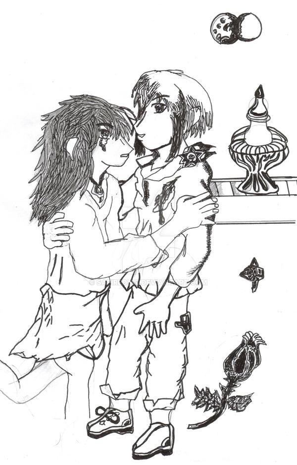 Love Transcends by safirediaz
