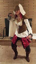 Assassin TK Cosplay II