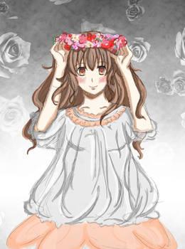 Blumenmaedchen-FlowerGirl