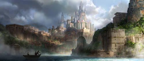 Destination by shenfeic