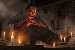 ConsultingBook oftheDamned by shenfeic