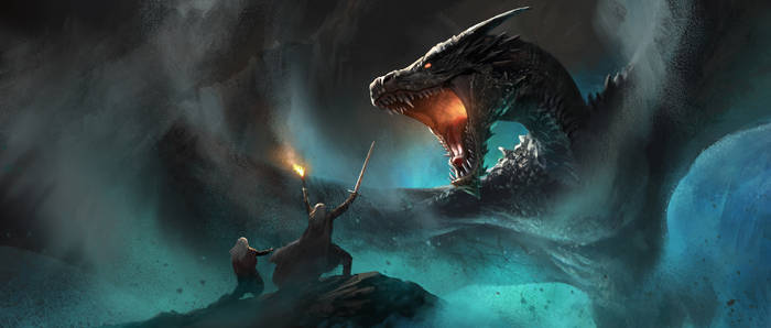 Dragon Encounter