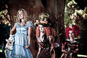 Alice Crew by EclecticManiac