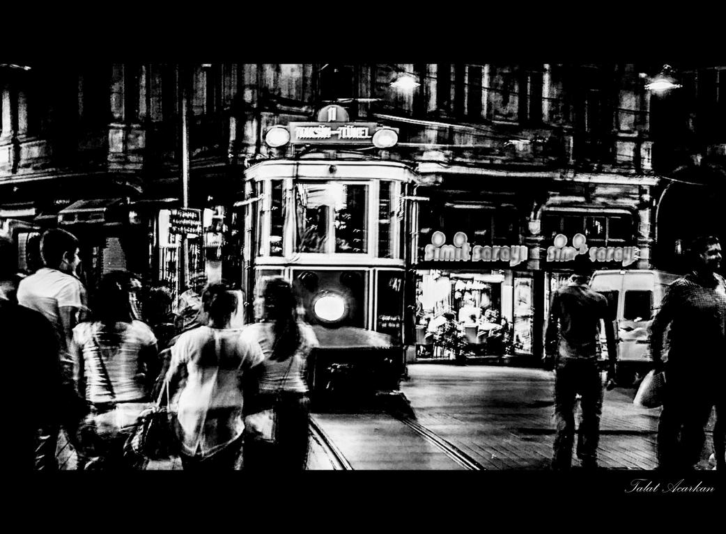 BEYOGLU NIGHTS by mecengineer
