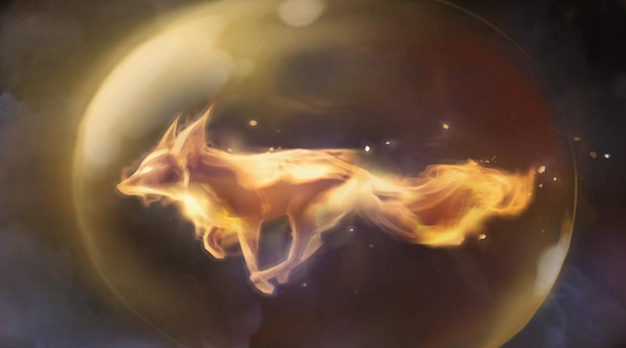 kuu fire by Apofiss