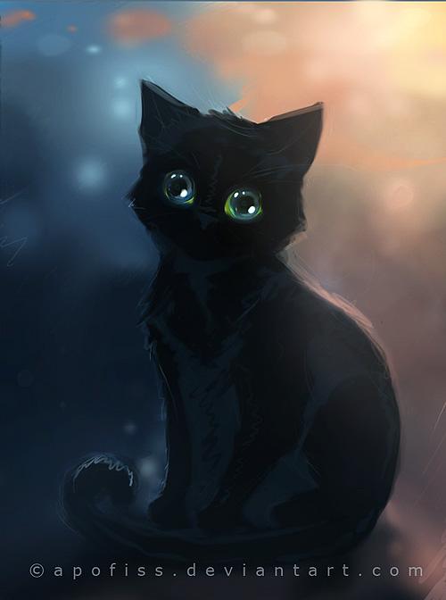 Имена литературных, кино и мультяшных котов и кошек ...