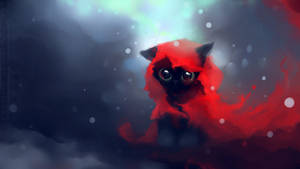 little red yin by Apofiss