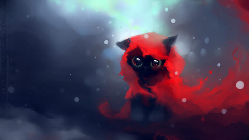 little red yin by apofiss on deviantart
