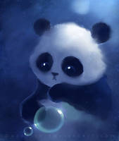 panda by Apofiss