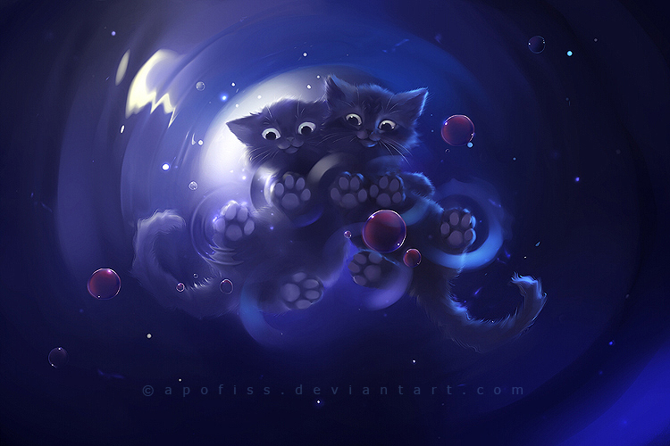 luna cloud by Apofiss