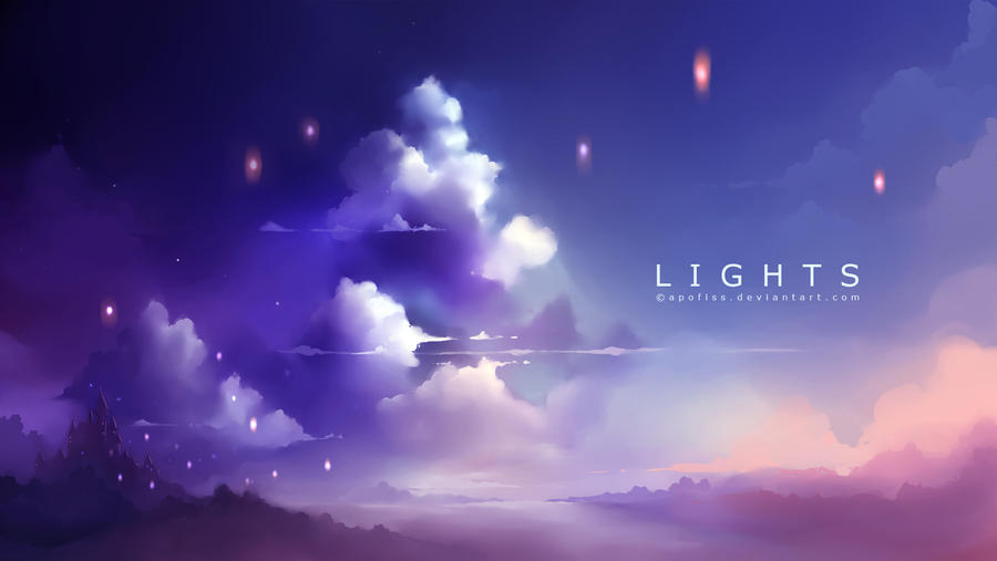 lights by Apofiss