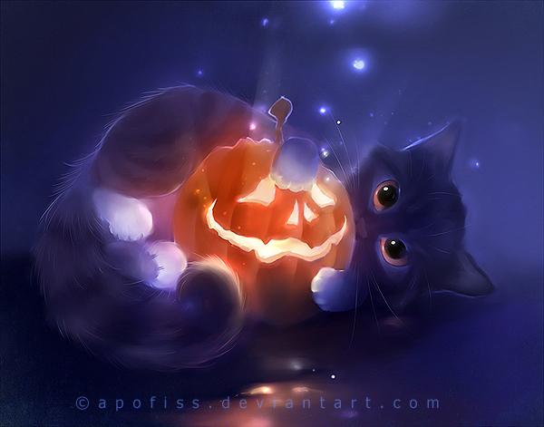 pumpkin by Apofiss