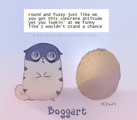 boggart friendship