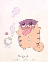 boggart catnip by Apofiss