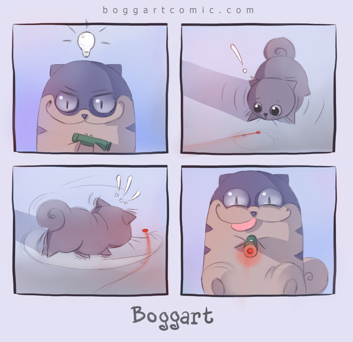 boggart - 17 by Apofiss