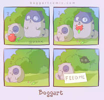 boggart - 22 by Apofiss