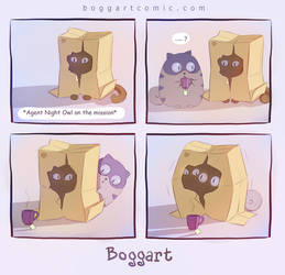 boggart - 26 by Apofiss