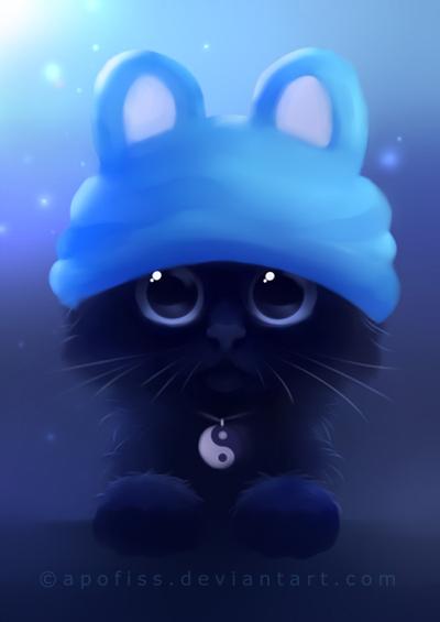 yin the cat