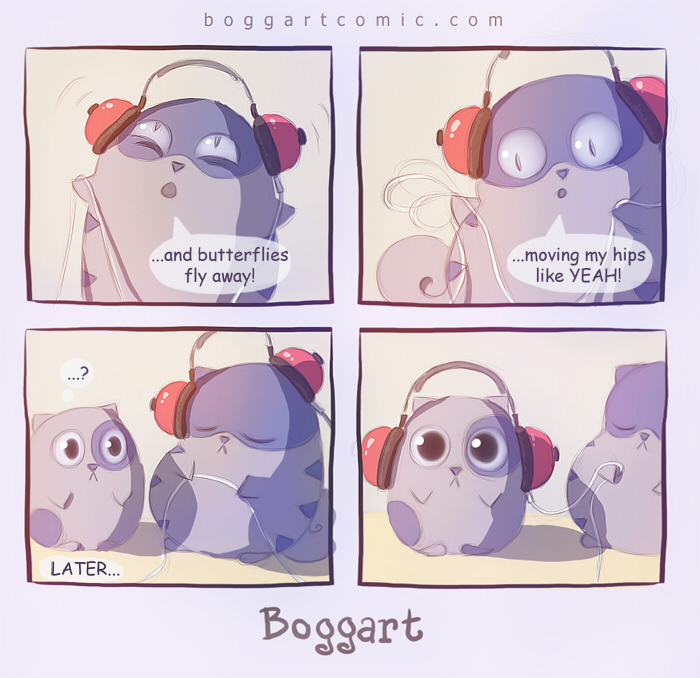 boggart - 29 by Apofiss