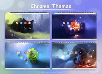 chrome themes by Apofiss
